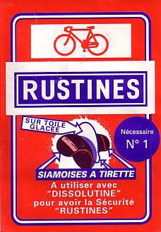 Boites de rustine